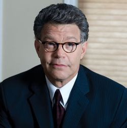 "Al Franken knows domestic tariff policy and all the words to ""Sugar Magnolia."""