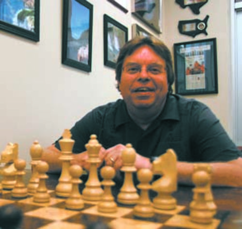 UTB Chess Director Russell Harwood is building a top-flight chess team one piece at a time.