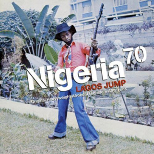 Nigeria 70: Antidepressants on wax.