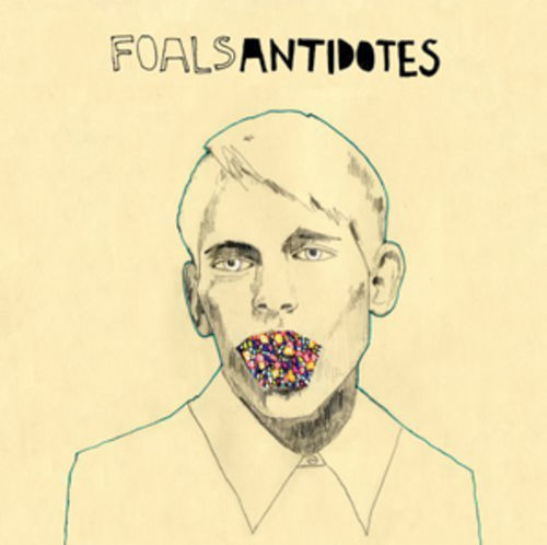 Foals live up to the blog-generated hype on debut Antidotes.
