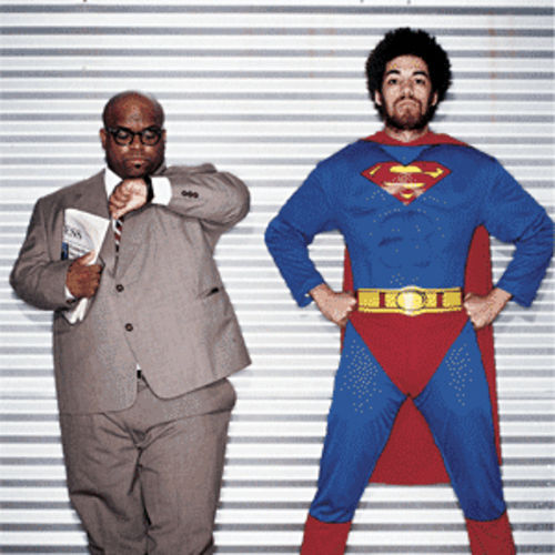 Gnarls Barkley, one of the reasons 2006 wasn't a total music loss.