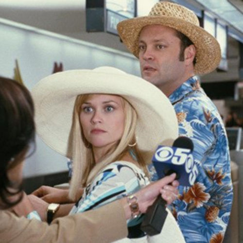 Four Christmases, with Reese Witherspoon and Vince Vaughn, deflates two minutes in.