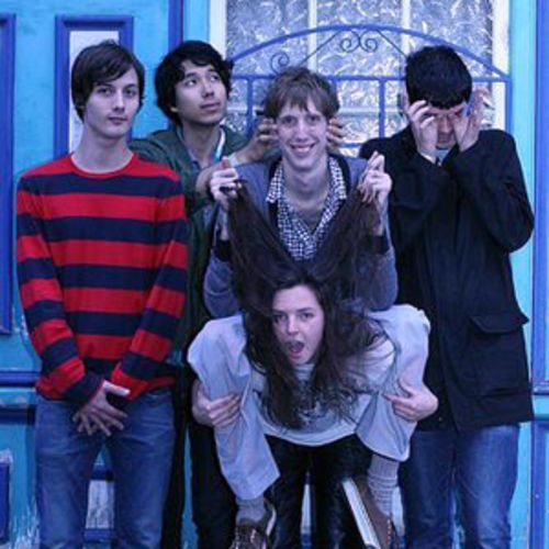 Deerhunter, indie-rock's reigning chicken-fight champions.