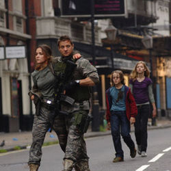 In 28 Weeks Later, the war abroad implodes the war at home.
