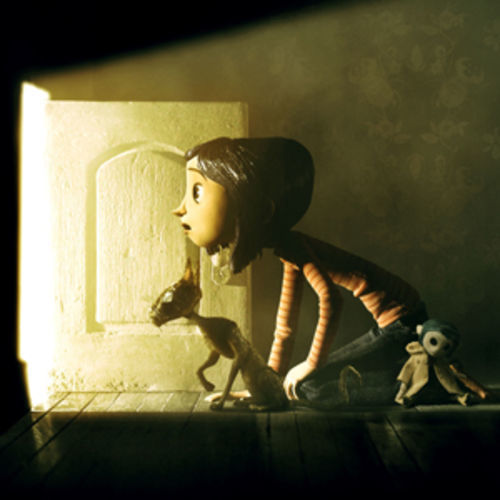 Coraline is a splendor to behold.