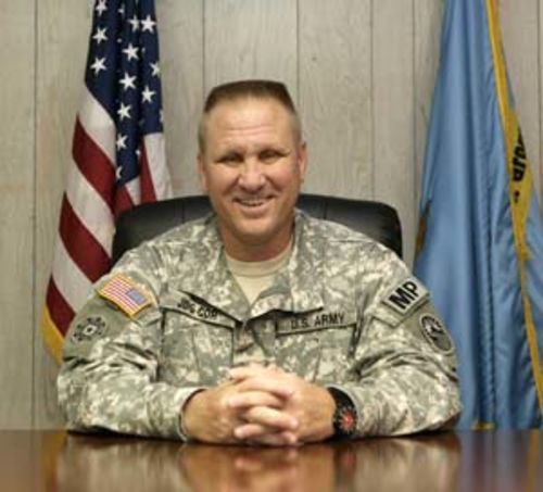 Army Colonel Bruce Vargo, commander of the Guantánamo Bay detention camps since 2007, won't talk about conditions at the camp prior to his arrival.