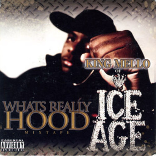 King Mello was billed as the next big act for Jones's Ice Age label. He ended up putting out this album himself.
