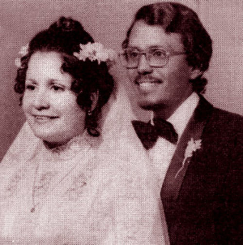 José and Magdalena finally got married in 1972.