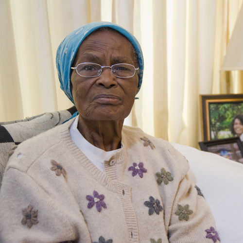"Fourth Ward grande dame Ola Mae Kennedy has nothing but the highest praise for Tim O'Brien. Of his nemesis Sheila Jackson Lee, she is less sanguine. ""She just ain't no earthly good,"" Kennedy says."