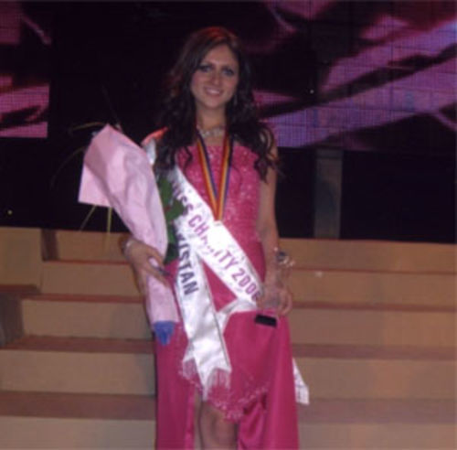 No bikini, no controversy: The Miss Tourism Pageant was a more sedate affair.