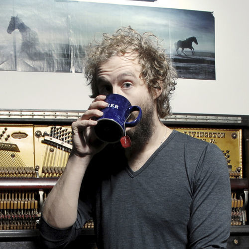 "Phosphorescent's Matthew Houck opts for tea over ""Whiskey River."""