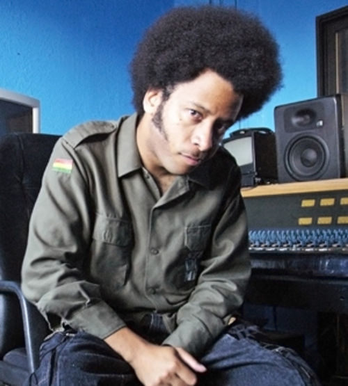 Boots Riley: Lefty hip-hop avatar.