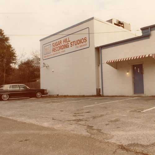 SugarHill Studios in a 1973 photo.