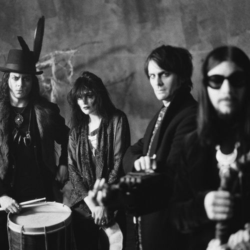 Sadly, the Dead Weather missed their ­Deadwood casting call.