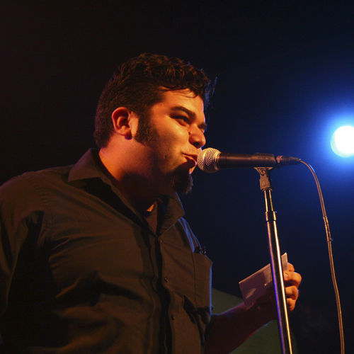 Nick Gaitan accepts for Best Bassist and later returned to the stage as 2010 Local Musician of the Year.