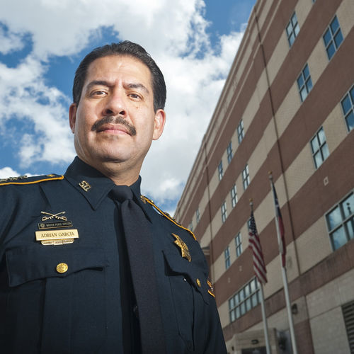 Harris County Sheriff Adrian Garcia took over a jail in 2008 that was already the largest provider of mental health services in the state.
