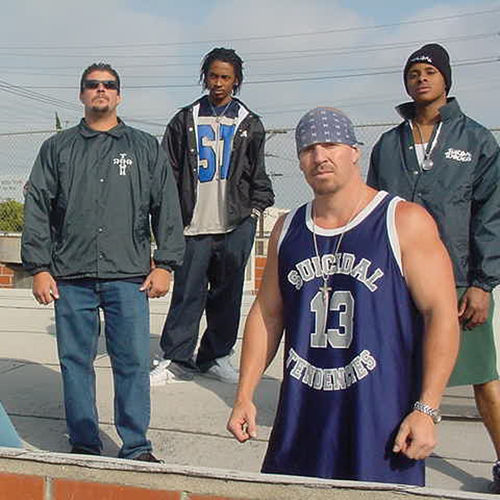 Skate-punk royalty, Suicidal Tendencies can't stop the thrash.