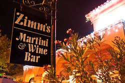 Zimm\'s Martini & Wine Bar