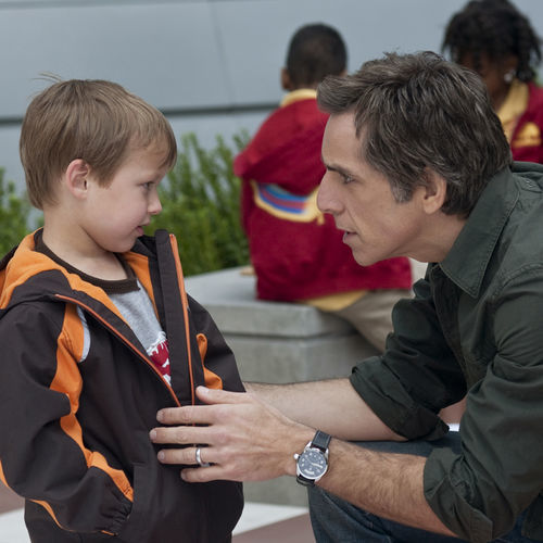 Milking a premise: Little Fockers, with Colin Baiocchi and Ben Stiller.