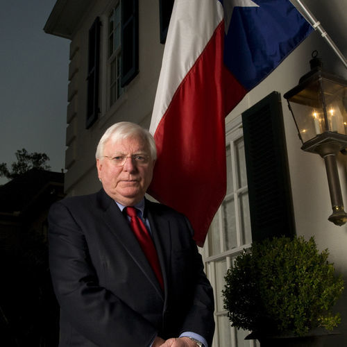 Former Texas governor Mark White doesn't want to see the state lose the gains it has made in education.