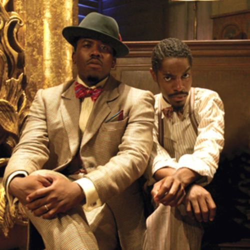 This is the most substantially conceived movie hip-hop stars (here, OutKast's André 3000 and Big Boi) have ever gotten.