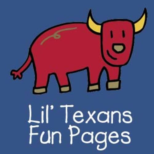 Click here to view the Lil' Texans Fun Pages!