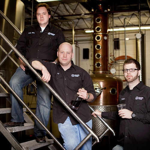 Ranger Creek founders Mark McDavid, TJ Miller and Dennis Rylander will have to wait until 2013 at the soonest for their whiskey to start flowing.