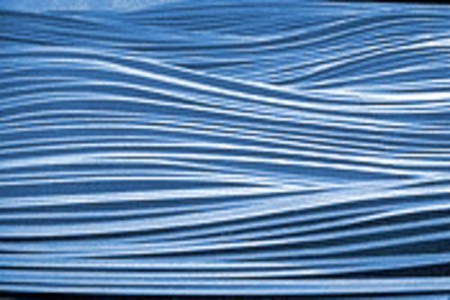 Detail from Maya Lin's Untitled (Topographic Landscape).