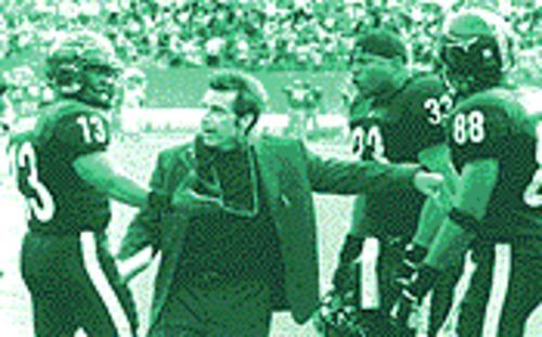 Al Pacino makes a player an offer he can't refuse in Any Given Sunday.