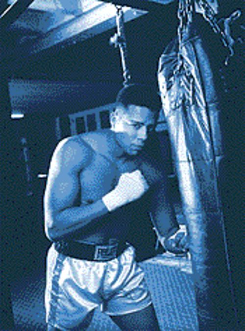 Terrence Howard, of Best Man fame, takes on Cassius Clay.