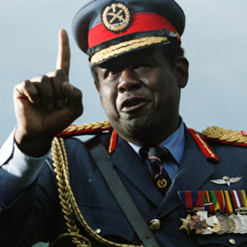 Forest Whitaker humanizes Idi Amin without excusing his appalling brutality.