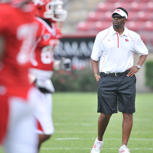 In 2008 under first-year head coach Kevin Sumlin, Case and UH beat Air Force in the Armed Forces Bowl — the school's first bowl win in 28 years.