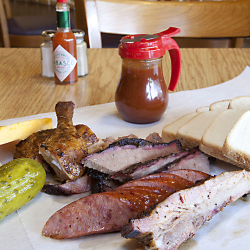 The Aggie Special — we mean, Brisket House Special — takes alumni back.