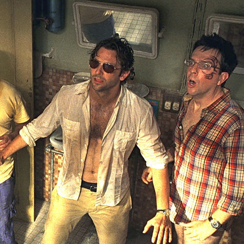 Zach Galifianakis, Bradley Cooper and Ed Helms do it all over again in Bangkok.