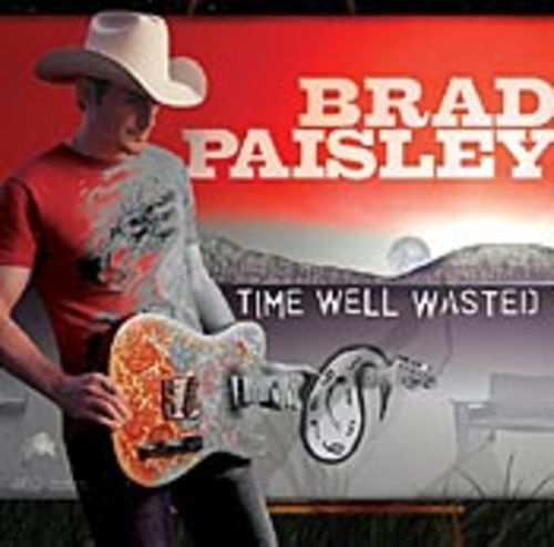 Salvador Dalí's got nothing on Brad Paisley.