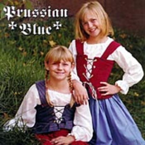 Prussian Blue: Such pretty little Nazis.