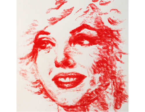 ...and one of Marilyn Monroe.