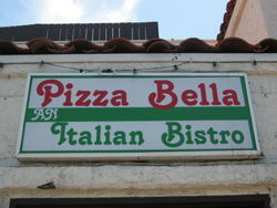 Pizza Bella