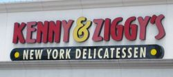 Kenny & Ziggy\'s Delicatessen Restaurant