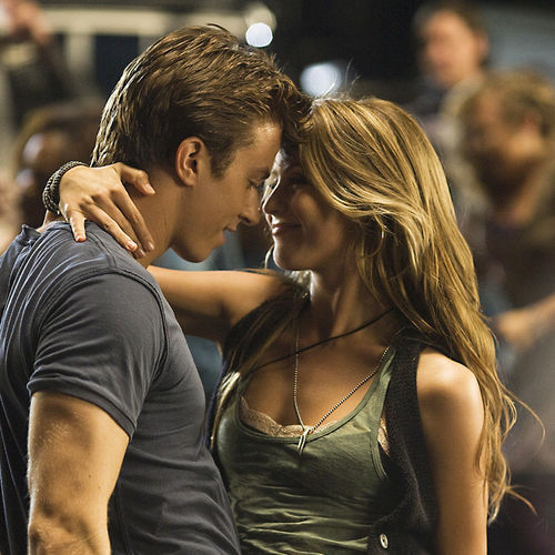 Kenny Wormald and Julianne Hough star in this extraordinarily faithful ­remake.