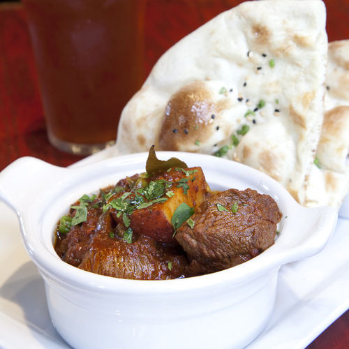 Sit back with the lamb vindaloo and a pint, and you won't want to leave.