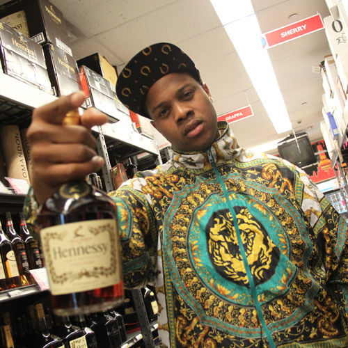 Fat Tony, three-time winner of the Houston Press Best Underground Rapper award, tinges alt rap with Houstonisms. And Hennessy, apparently.
