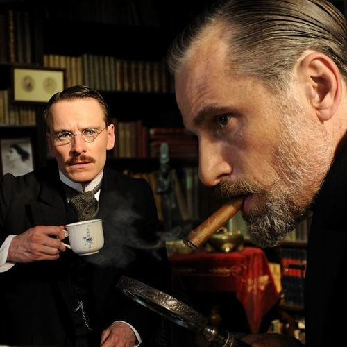 The film, with Michael Fassbender as Carl Jung and Viggo Mortensen as Sigmund Freud, takes us back to the birth of psychoanalysis.