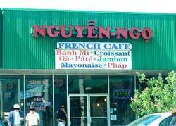 Nguyen Ngo French Cafe