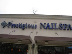 Prestigious Nails & Spa