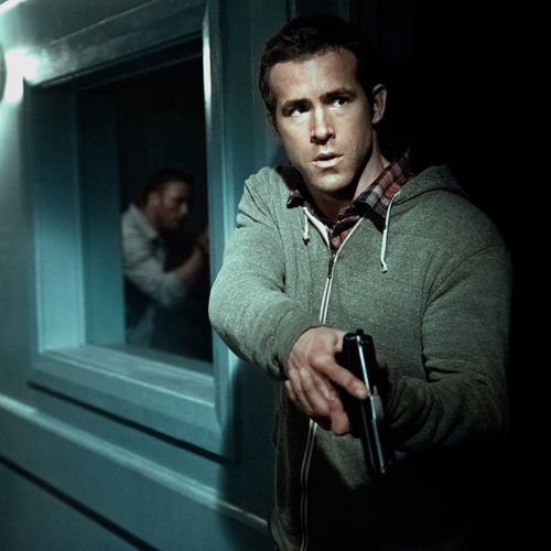 Ryan Reynolds plays a junior CIA agent on the run.