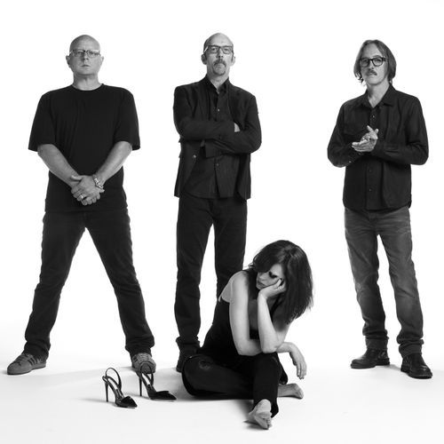 Garbage is back after a seven-year layoff with new LP Not Your Kind of People.