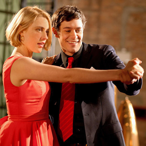 Hopelessly romantic Violet (Greta Gerwig, with Adam Brody) prevails as the film's heroine.