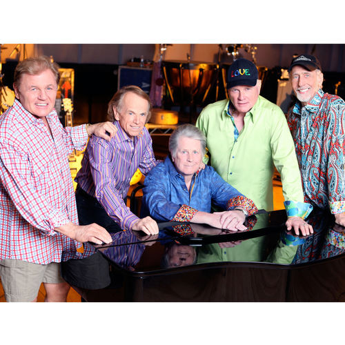 The Beach Boys: Guess which one is Mike Love.