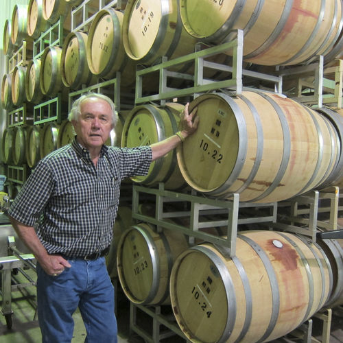 "Raymond Haak, owner of Haak Vineyards, knows that in order for the Texas wine industry to be internationally successful, ""We can't just be good winemakers; we have to be great winemakers."""